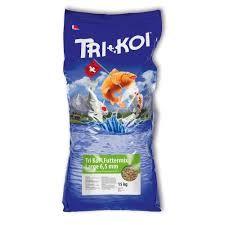 Tri Koi® Futter Mix Large über 15°C