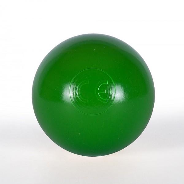 PE-Bälle dunkelgrün Ø70mm 1000 Stück für 4,0 m²