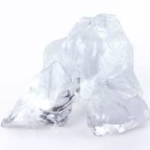 Glasschotter weiß, 50-120 mm, 20 kg