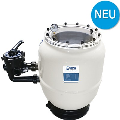 MIDA.Carbon Premium GFK Filterbehälter 500 mm Durchmesser