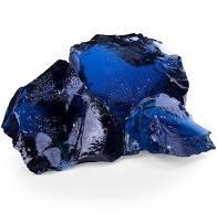Glasschotter Blue GS, 50-120, 20 kg
